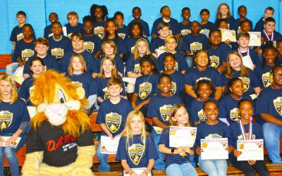 130 Students D.A.R.E. to be Drug Free