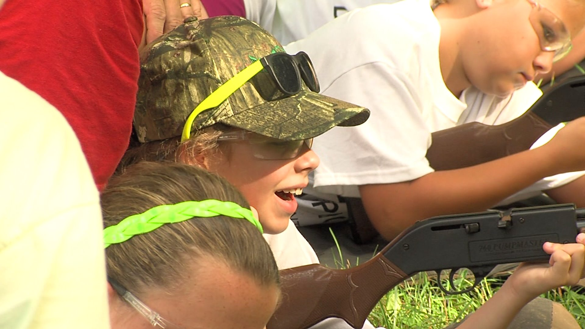 Kids Learn New Hobbies That Steer Them Clear of Drugs Through D.A.R.E. Program