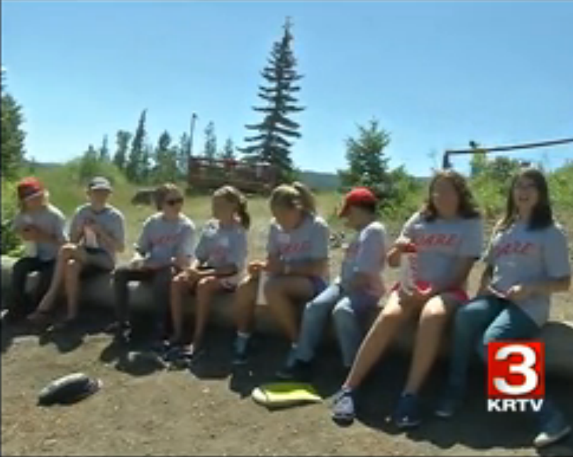 MT Students Participate in Drug Abuse Resistance Education Camp