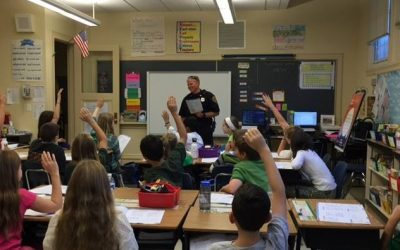 Irvington's Main Street School Fifth-Graders Take on D.A.R.E. Program