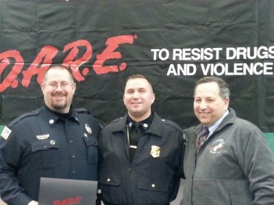 Ipswich Police Officer Completes D.A.R.E. Instructor Training