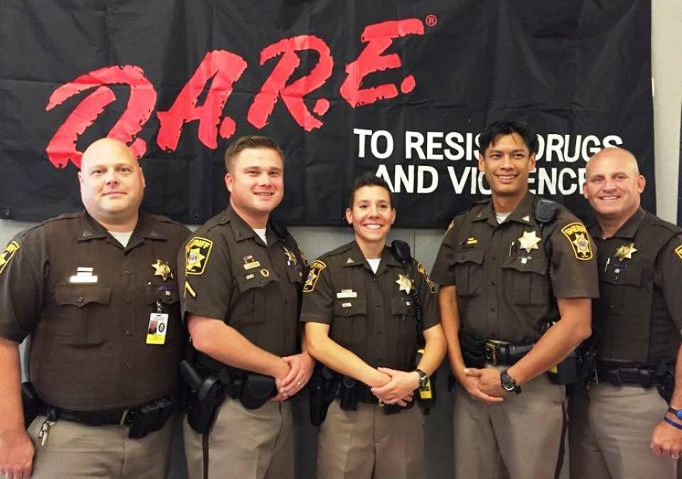 Charles County Sheriff's Office Making a Difference for Children