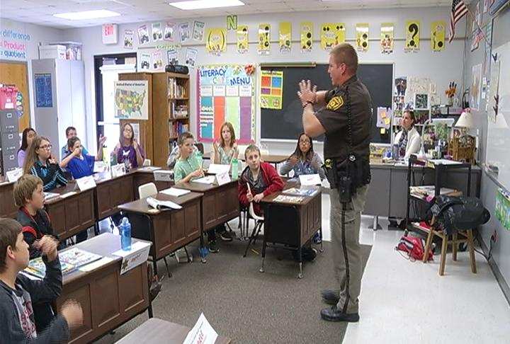 "Making a Difference Every Day, shout out to Deputy ""Dan"" Baudek, La Crosse County Sheriff's Department"