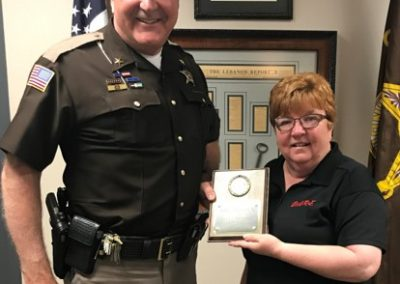 2017 Law Enforcement Executive of the Year