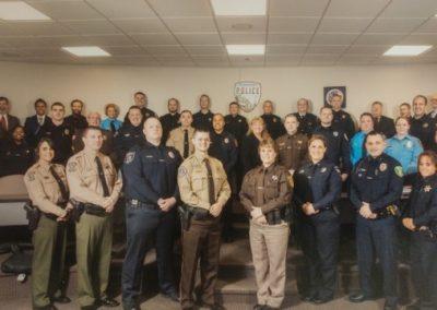 2018 Illinois D.A.R.E. Officer Training Graduates