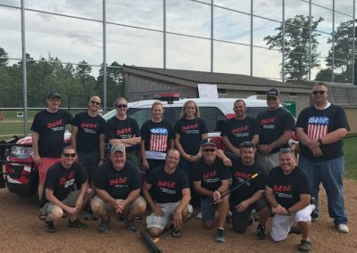 2019 Wisconsin D.A.R.E. Officers' Association Community Service Project
