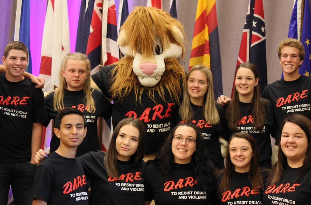 "D.A.R.E. America Louis ""Skip"" Miller National Scholarship Award 2018"