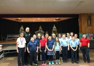 Butler, PA D.A.R.E. at Butler Catholic School