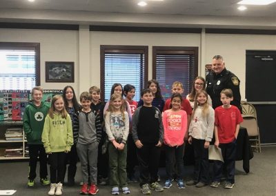 Butler, PA D.A.R.E. at St. Luke Lutheran School