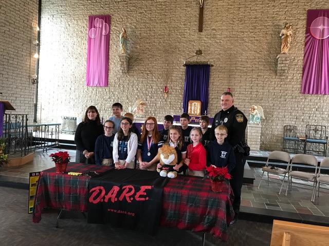 The D A R E Program in Butler, PA   D A R E  America
