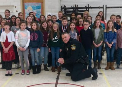 Butler, PA D.A.R.E. at Sugar Creek Elementary