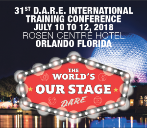 D.A.R.E.'s NEW Rx/OTC and Opioids Program – Keeping Our Kids Safe on the Front End @ Salon 5/6, Rosen Centre Hotel | Orlando | Florida | United States