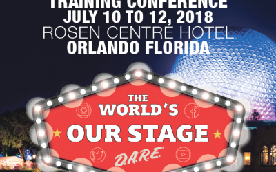 D.A.R.E. International Training Conference 2018