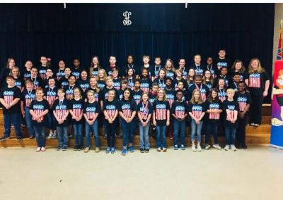 Monroe County Sheriff's Office D.A.R.E. Graduation 2018
