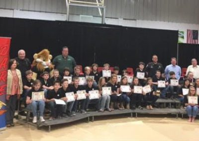 North Delta Elementary School D.A.R.E. Graduation