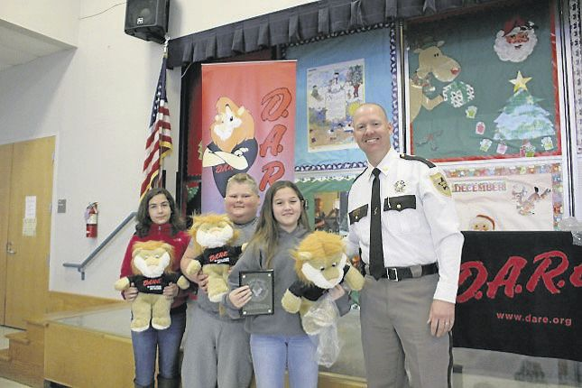 D.A.R.E. Program Returns to Nelson's Elementaries