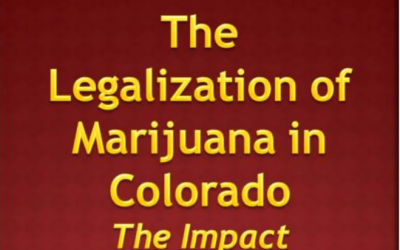 Legalization of Marijuana in Colorado – The Impact