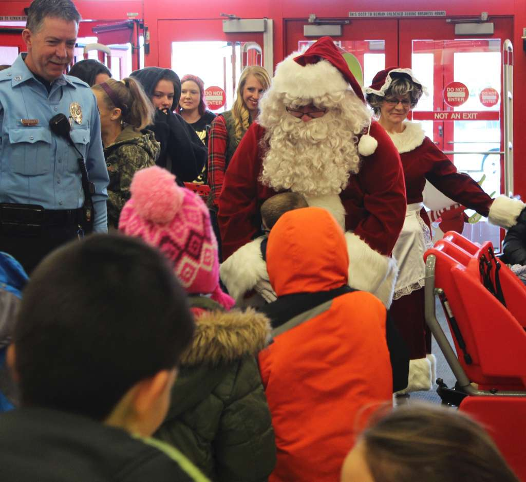 Christmas with a Cop Brings Holiday Cheer