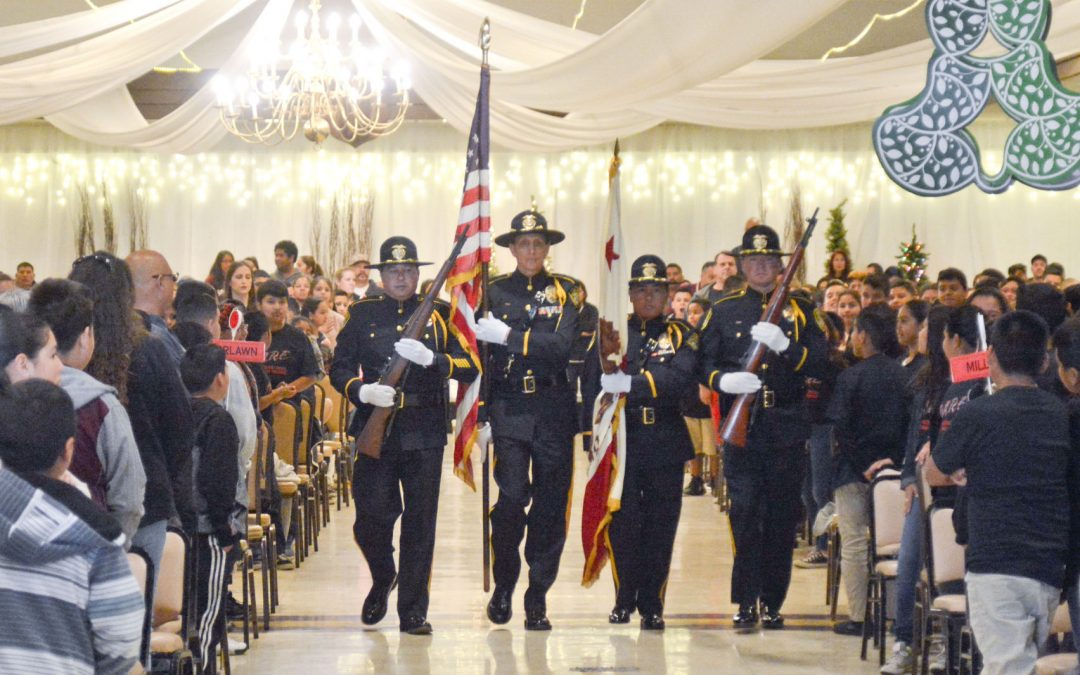 More than 800 Sixth-Grade Students Graduate from D.A.R.E. program