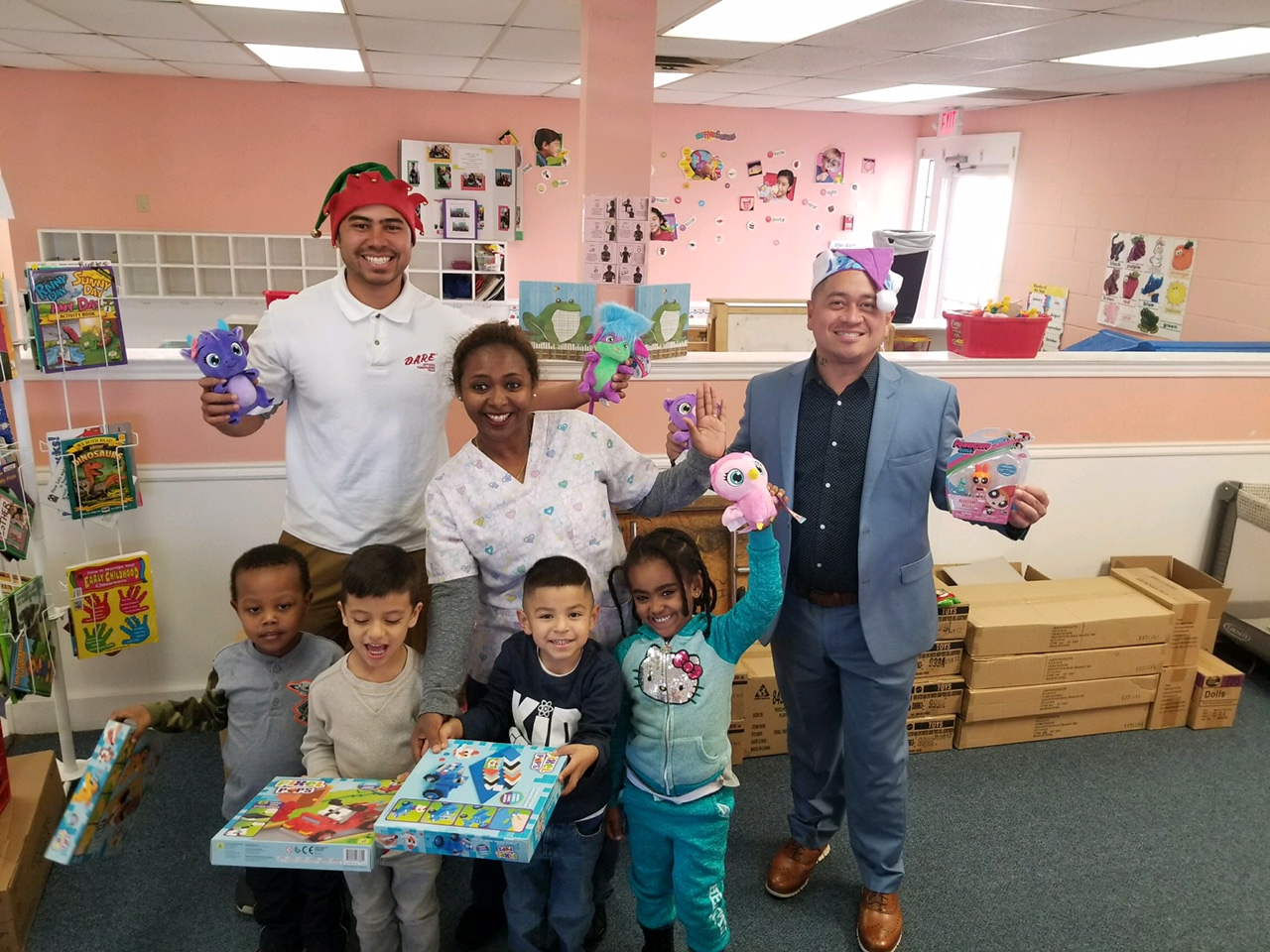 KARE Toy Donation to the Abugida Academy
