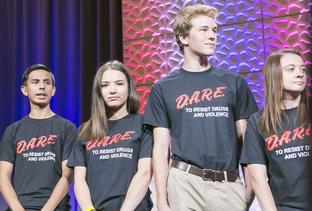 D.A.R.E. Youth Advocacy Board