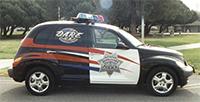 D.A.R.E. Vehicle Registration Form