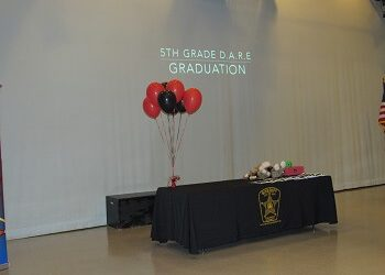 D.A.R.E. Graduation 2016 at Calverton School