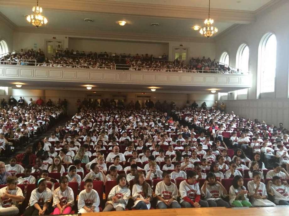 D.A.R.E. Graduation Held at Norwalk Concert Hall
