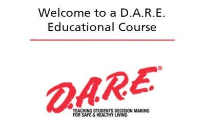 D.A.R.E. Online Opioid Lesson