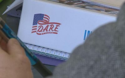 D.A.R.E. Program Making a Comeback – and Growing – in Lexington