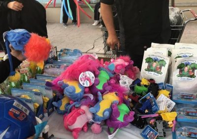 DIF Baja California Toy Donation