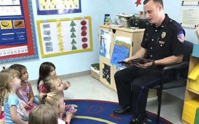 Behind the Badge: A Friend in Reed