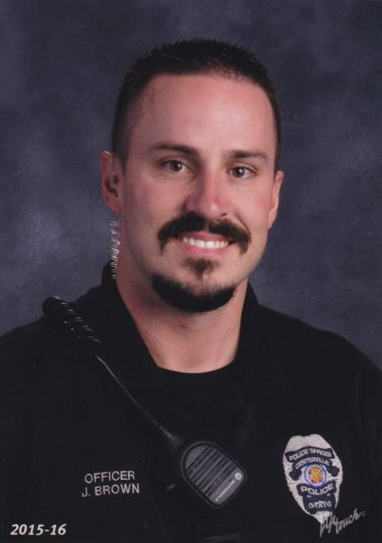 Meet Utah's D.A.R.E and School Resource Officer of the Year: Jeremy Brown