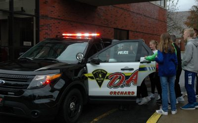Police Department Announces D.A.R.E. Graduations
