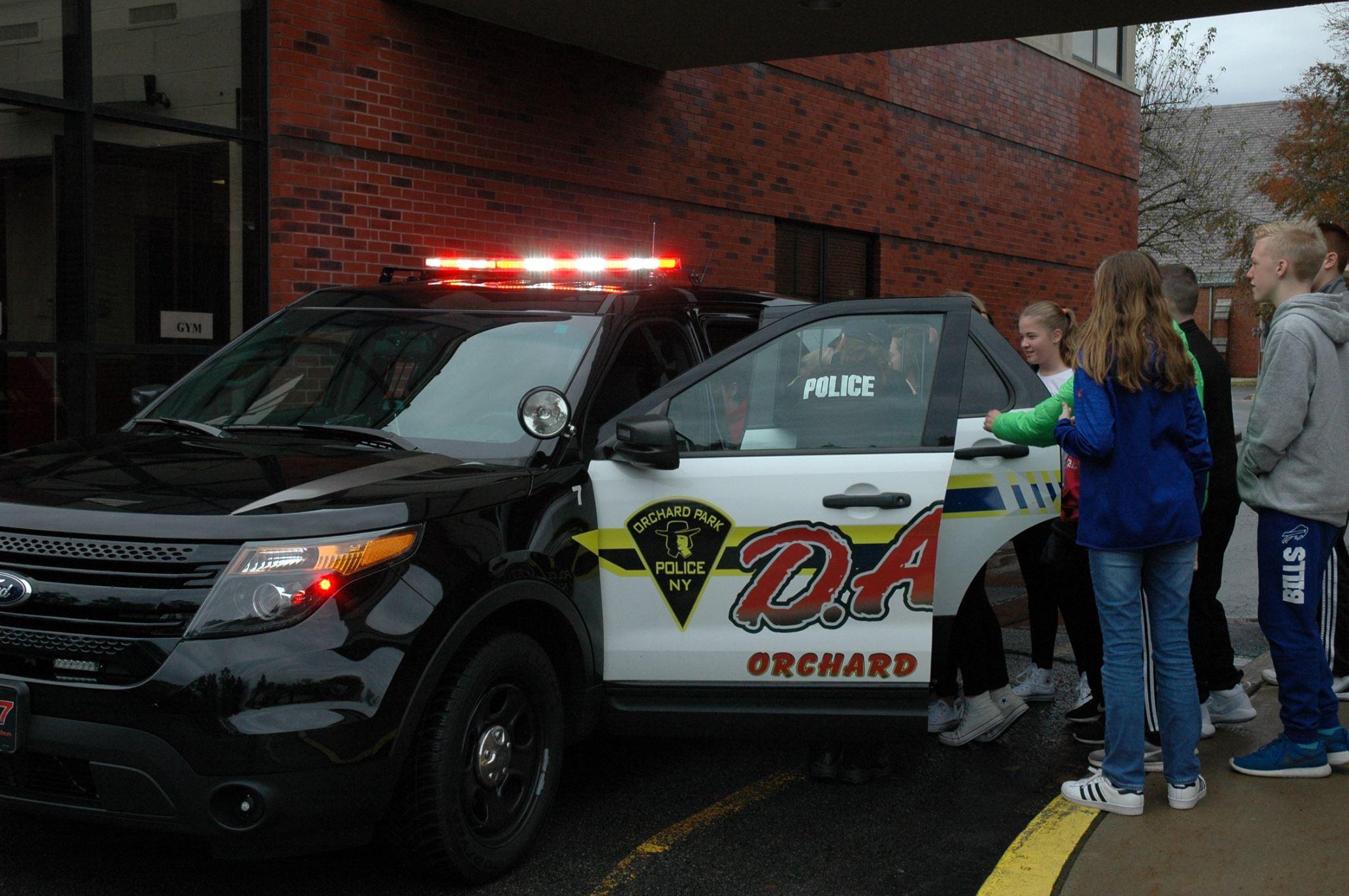 Police Department Announces D.A.R.E. Graduations