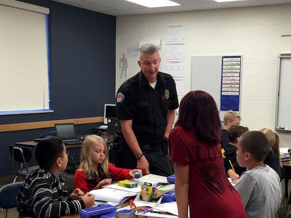 D.A.R.E. Comes Back to DCSD Schools