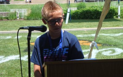 Will Alexander, 2016 D.A.R.E. Pledge Winner, Papillion, Nebraska