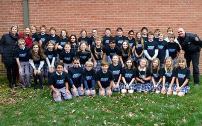 Worcester Prep Fifth-Graders Participate In Drug Abuse Resistance Education Program