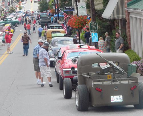 West Virginia DARE America - Charleston car show calendar
