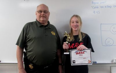 Winning D.A.R.E. Essay Tells Importance of Program