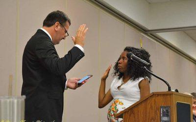 Caddo Deputy To Represent State D.A.R.E. Organization