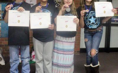 Louisiana, BONCL Schools Complete the D.A.R.E. Program