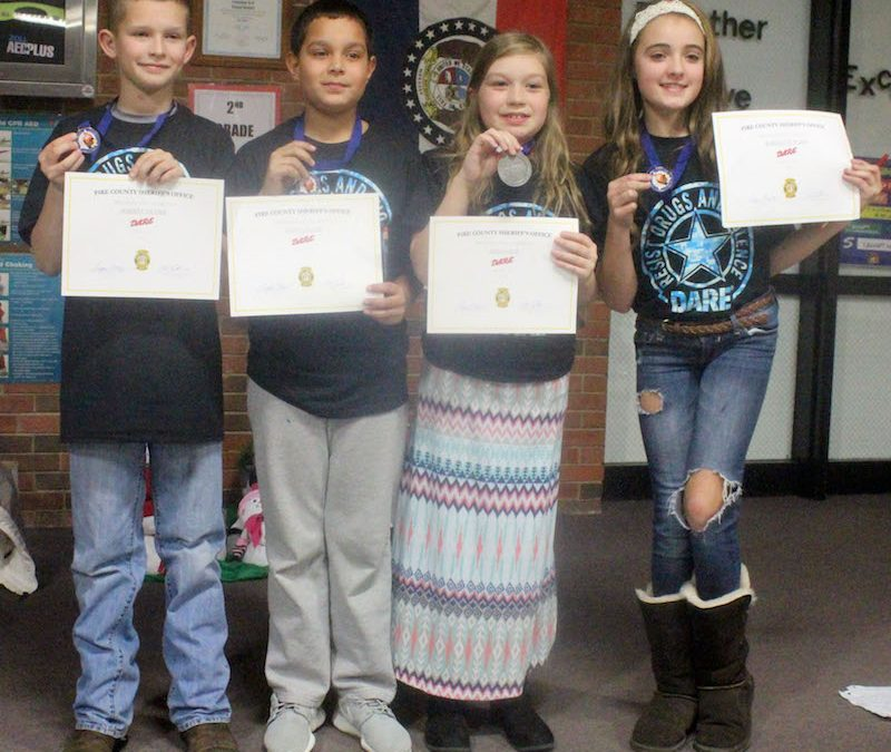 Louisiana, BONCL Schools Complete the D.A.R.E. Program