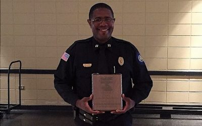 Local Officer Earns Statewide Recognition