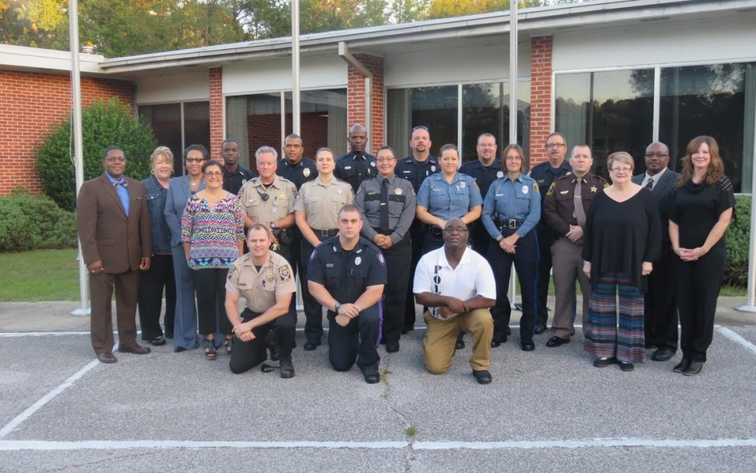 Mississippi D.A.R.E. Officer Training 2015 Graduates
