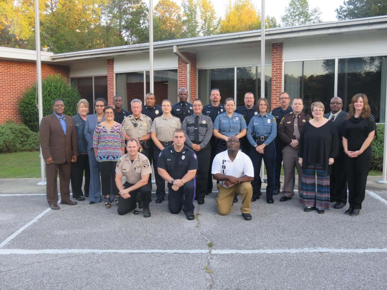 Mississippi D.A.R.E. Officer Training 2015 Graduates