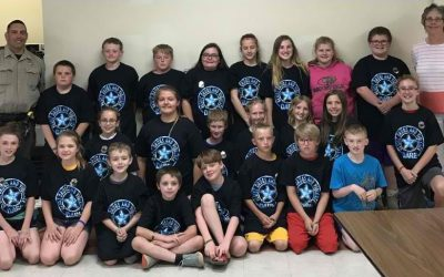 Murray Fifth Graders Graduate from D.A.R.E. Program