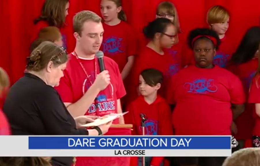 Northside Elementary Students Graduate D.A.R.E. Program