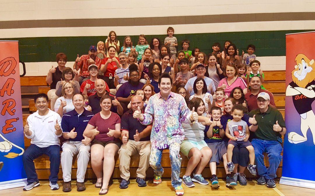 RETRO BILL's Keynote Motivational Appearance in Burlington, NC