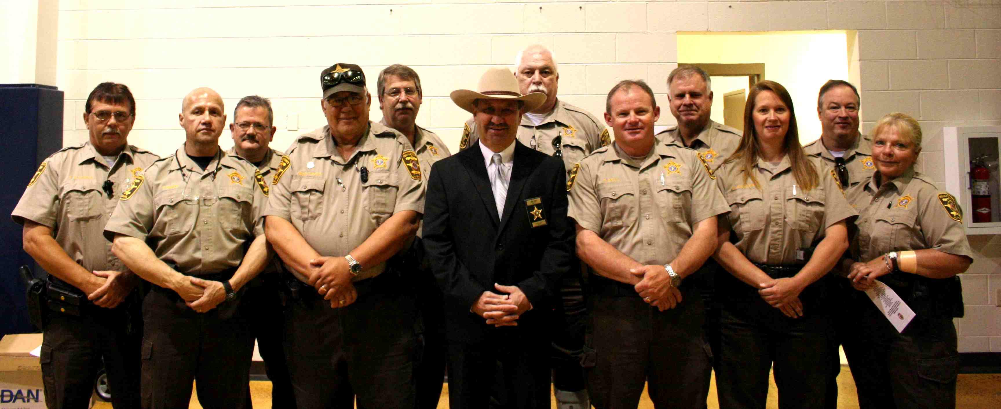 D.A.R.E. Graduation Held at DeKalb County School Coliseum